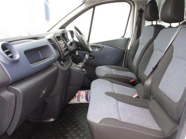 2014 Vauxhall Vivaro 2900 L1H1 CDTI P/V (142D19284) Image 9