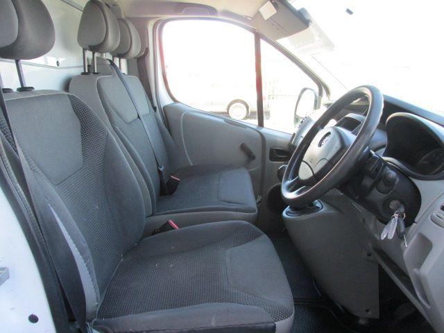 2014 Vauxhall Vivaro 2900 CDTI P/V (142D25715) Image 10