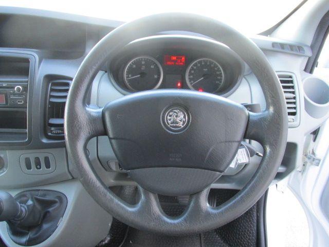 2014 Vauxhall Vivaro 2900 CDTI P/V (142D25715) Image 12