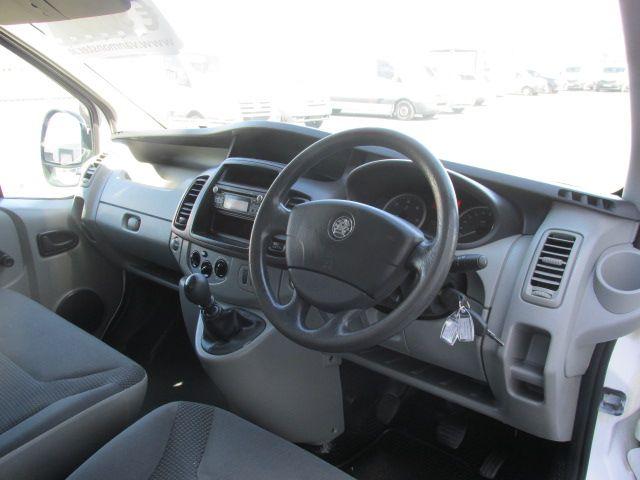 2014 Vauxhall Vivaro 2900 CDTI P/V (142D25715) Image 11