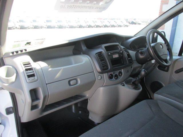 2014 Vauxhall Vivaro 2900 CDTI P/V (142D25715) Image 9