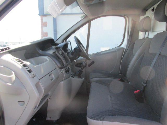 2014 Vauxhall Vivaro 2900 CDTI P/V (142D25715) Image 8