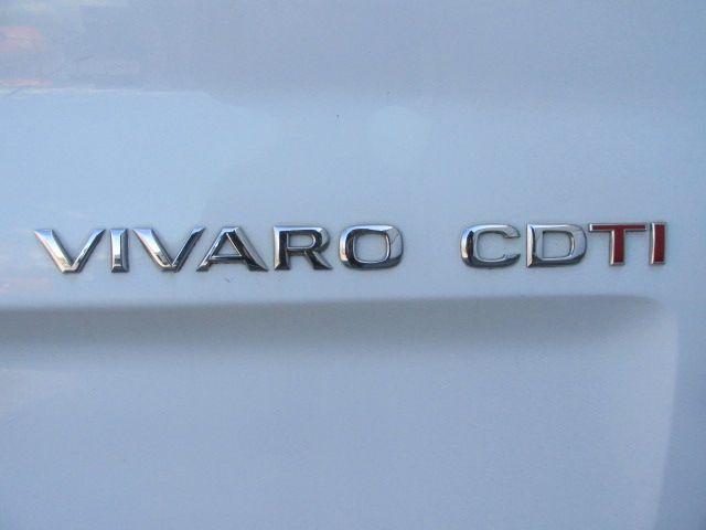 2014 Vauxhall Vivaro 2900 CDTI P/V (142D25715) Image 13