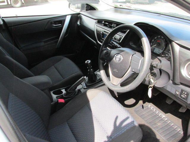 2014 Toyota Auris 1.4D4D Terra VAN 4DR (142D8022) Image 9