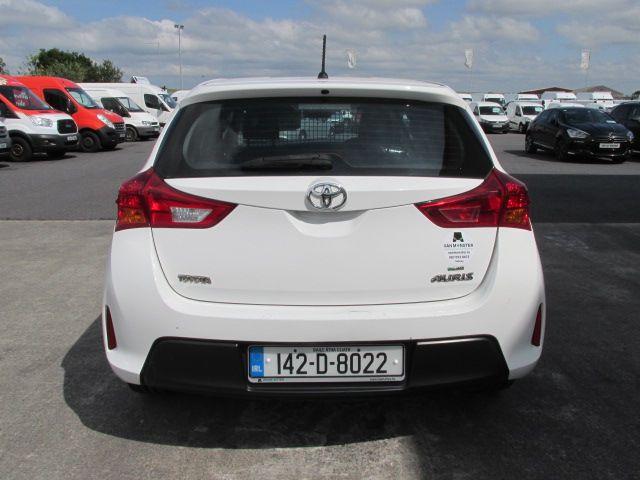 2014 Toyota Auris 1.4D4D Terra VAN 4DR (142D8022) Image 5
