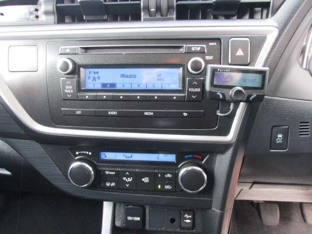 2014 Toyota Auris 1.4D4D Terra VAN 4DR (142D8022) Image 10