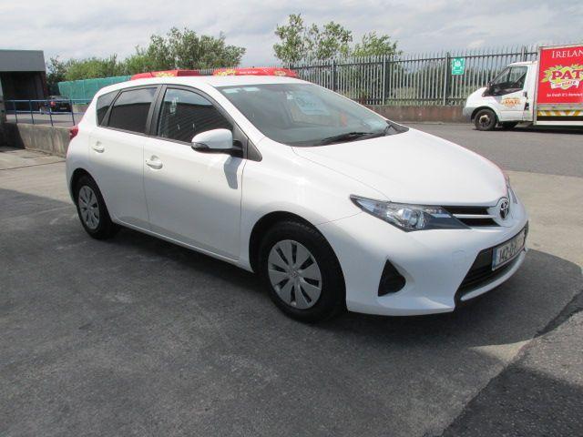 2014 Toyota Auris 1.4D4D Terra VAN 4DR (142D8022)