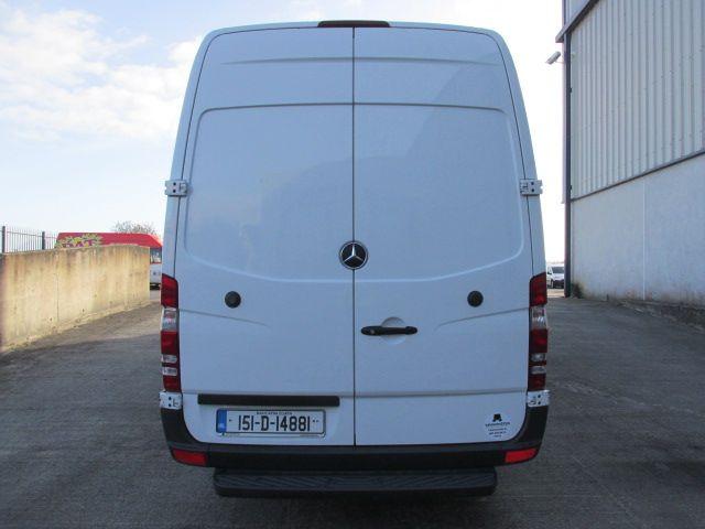 2015 Mercedes-Benz Sprinter 313/43 CDI VAN 5DR (151D14881) Image 5