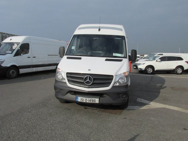 2015 Mercedes-Benz Sprinter 313/36 CDI VAN 5DR (151D14916) Image 8