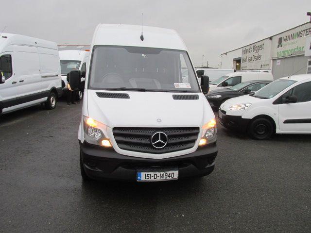 2015 Mercedes-Benz Sprinter CDI VAN 5DR (151D14940) Image 2