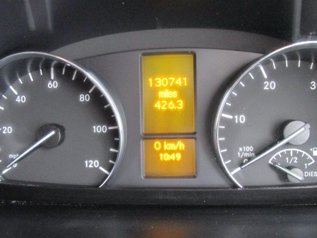 2015 Mercedes-Benz Sprinter CDI VAN 5DR (151D20196) Image 12