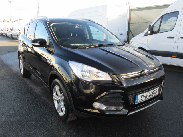 2015 Ford Kuga Commercial Commercial Zetec 2S 120 FWD (151D20676)