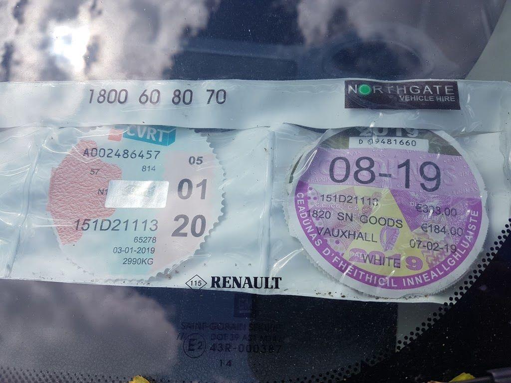 2015 Vauxhall Vivaro 2900 L2H1 CDTI P/V (151D21113) Image 4