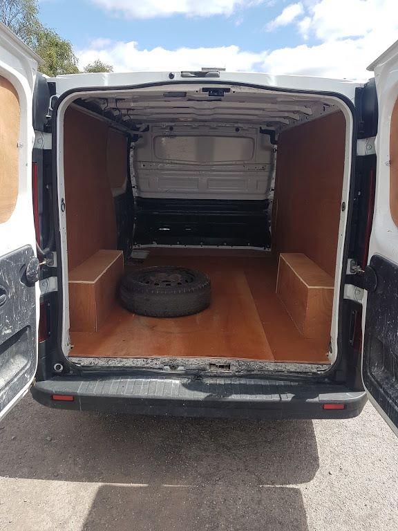 2015 Vauxhall Vivaro 2900 L2H1 CDTI P/V (151D21113) Image 12