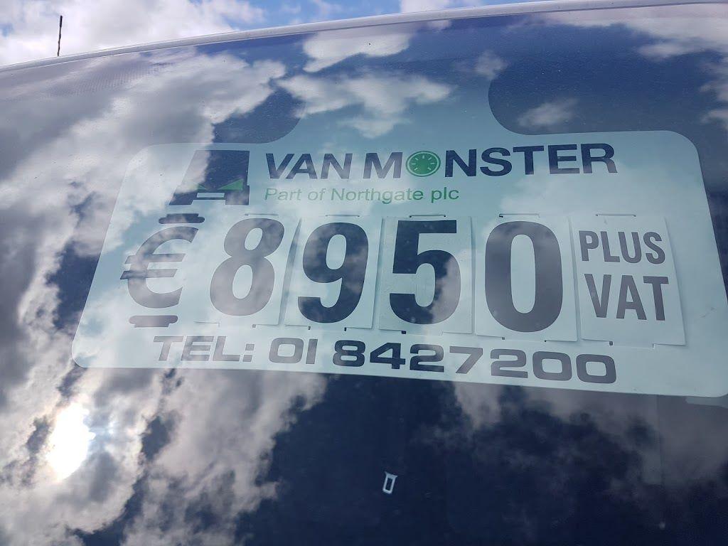 2015 Vauxhall Vivaro 2900 L2H1 CDTI P/V (151D21113) Image 3