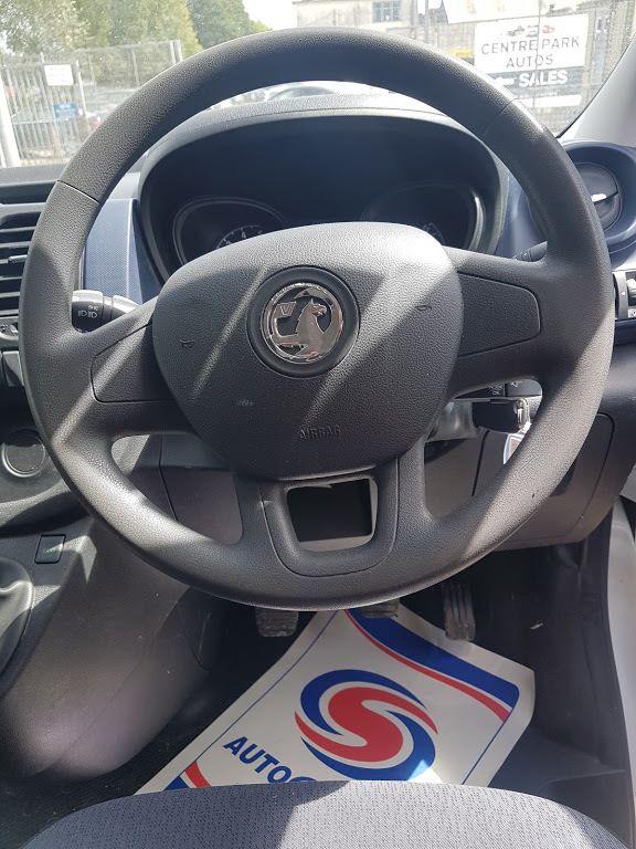 2015 Vauxhall Vivaro 2900 L2H1 CDTI P/V (151D21113) Image 6