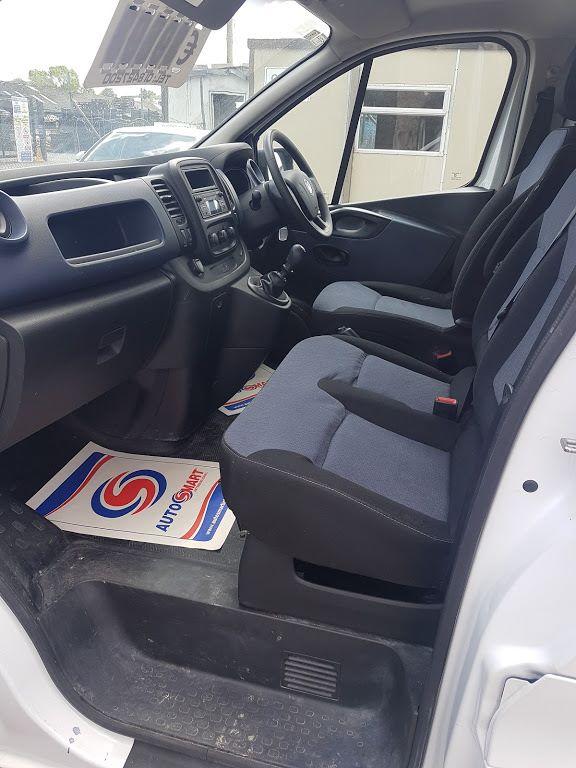 2015 Vauxhall Vivaro 2900 L2H1 CDTI P/V (151D21113) Image 16