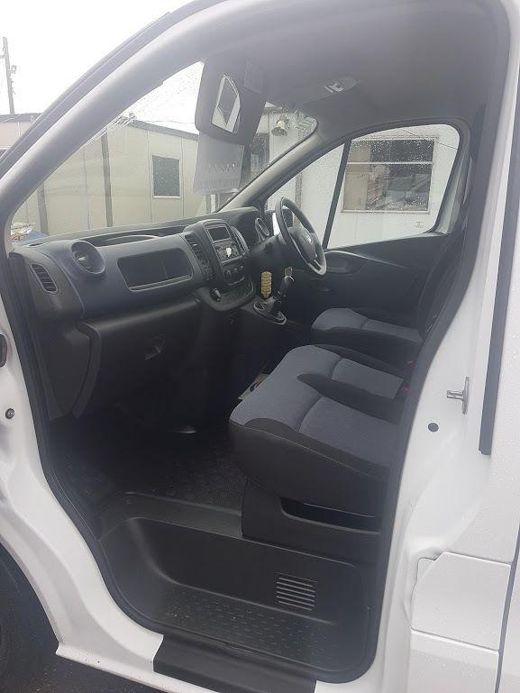 2015 Vauxhall Vivaro 2900 Cdti 5DR (151D21115) Image 14