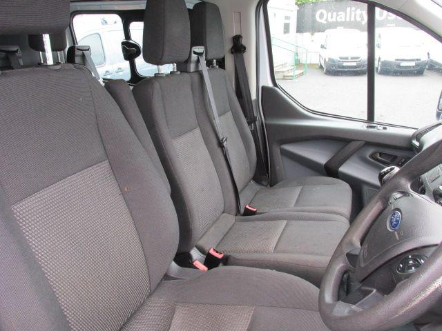 2015 Ford Transit Custom 290 LR DCB (151D21895) Image 10