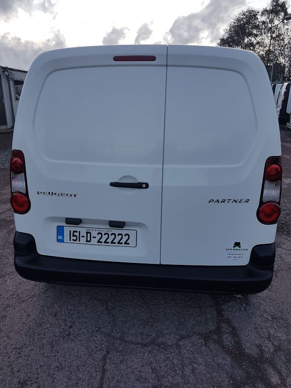 2015 Peugeot Partner HDI S L1 850 (151D22222) Image 9
