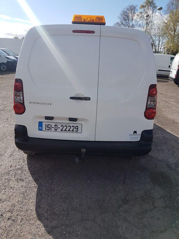 2015 Peugeot Partner HDI S L1 850 (151D22229) Image 9
