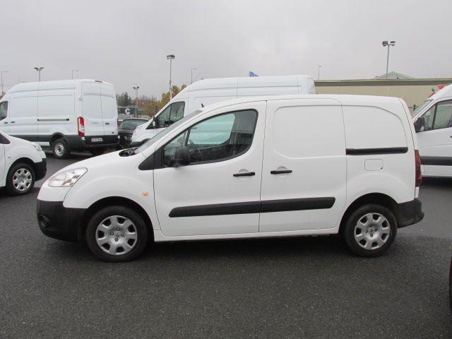 2015 Peugeot Partner HDI S L1 850 (151D24790) Image 4