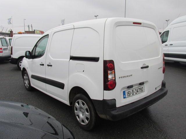 2015 Peugeot Partner HDI S L1 850 (151D24790) Image 6