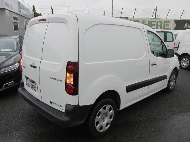 2015 Peugeot Partner HDI S L1 850 (151D24790) Image 9