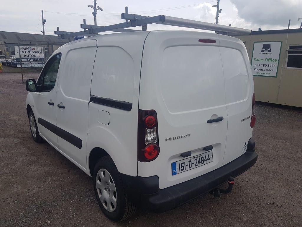 2015 Peugeot Partner HDI S L1 850 (151D24844) Image 12