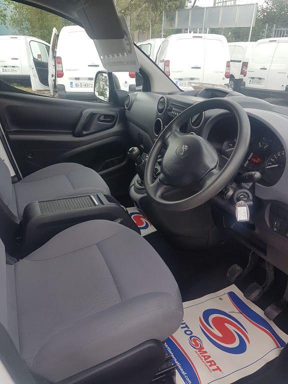 2015 Peugeot Partner HDI S L1 850 (151D24844) Image 7