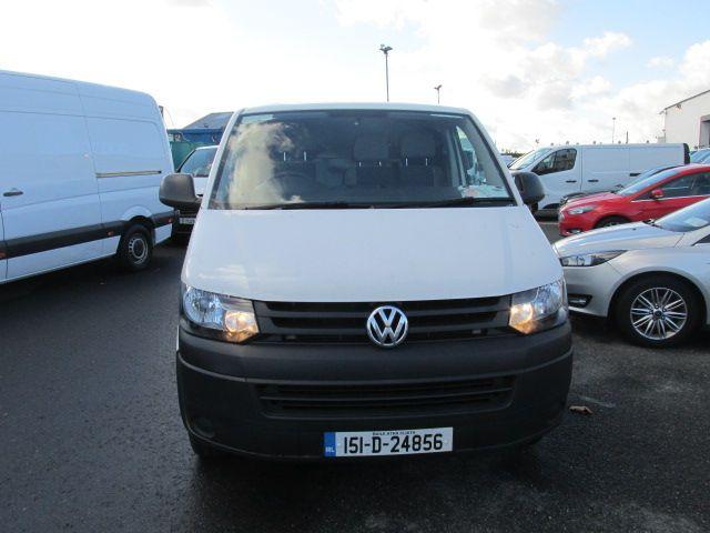 2015 Volkswagen Transporter T28 TDI P/V STARTLINE (151D24856) Image 2