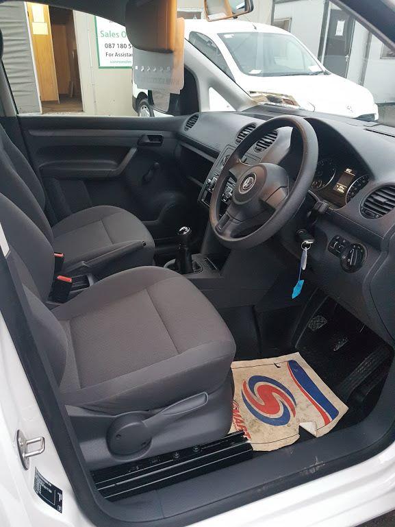 2015 Volkswagen Caddy C20 TDI STARTLINE (151D24871) Image 7