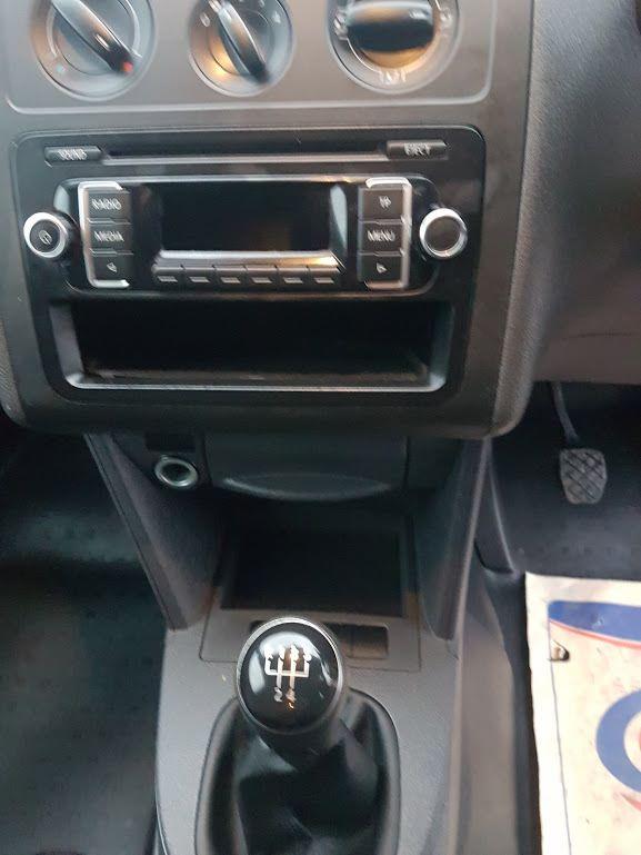 2015 Volkswagen Caddy C20 TDI STARTLINE (151D24871) Image 4