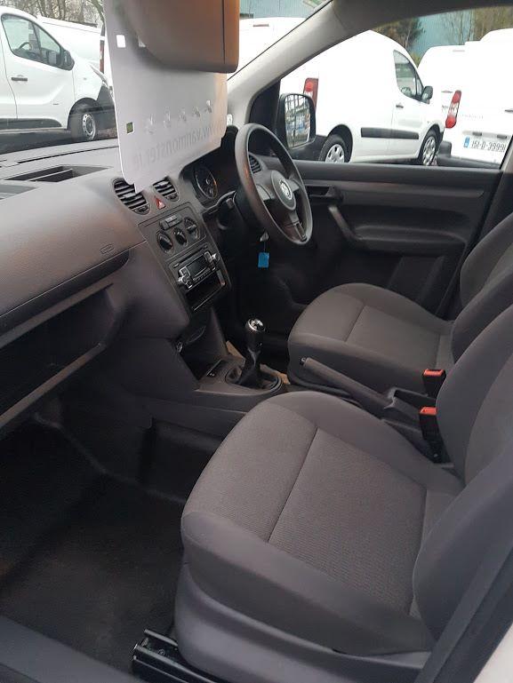 2015 Volkswagen Caddy C20 TDI STARTLINE (151D24871) Image 15