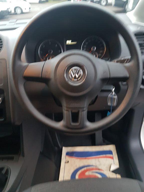 2015 Volkswagen Caddy C20 TDI STARTLINE (151D24871) Image 5
