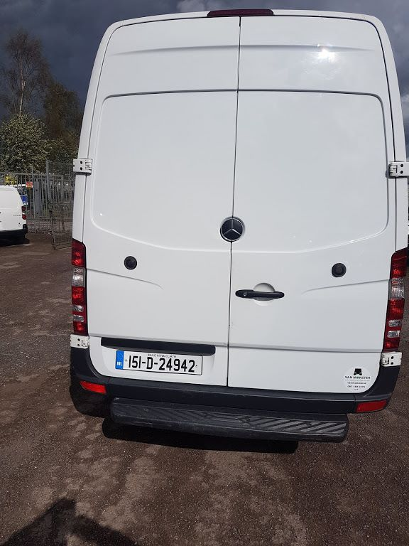 2015 Mercedes-Benz Sprinter 313/43 CDI VAN 5DR (151D24942) Image 9