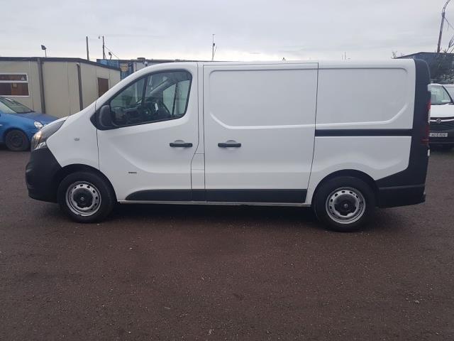 2015 Vauxhall Vivaro 2900 L1H1 CDTI P/V (151D29287) Image 12