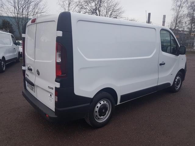 2015 Vauxhall Vivaro 2900 L1H1 CDTI P/V (151D29287) Image 8