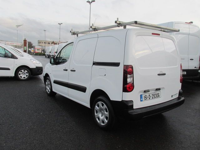 2015 Peugeot Partner HDI S L1 850 (151D29306) Image 6