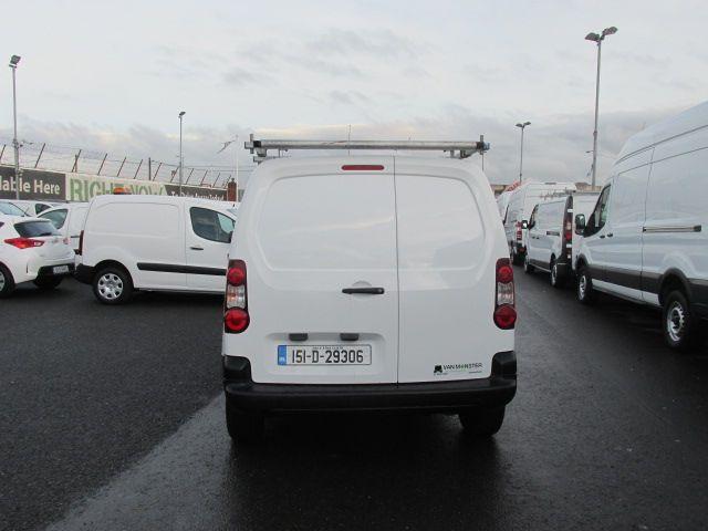 2015 Peugeot Partner HDI S L1 850 (151D29306) Image 5