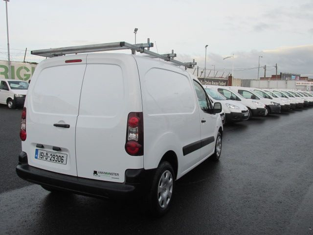 2015 Peugeot Partner HDI S L1 850 (151D29306) Image 4