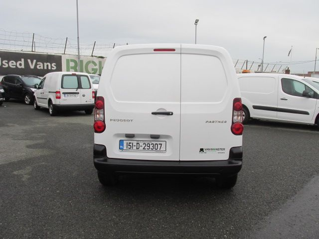 2015 Peugeot Partner HDI S L1 850 (151D29307) Image 4
