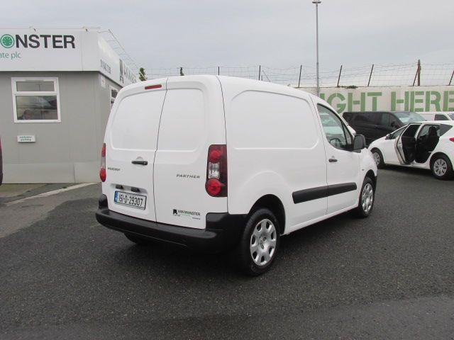 2015 Peugeot Partner HDI S L1 850 (151D29307) Image 3