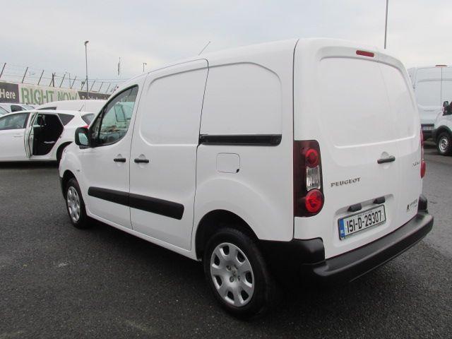 2015 Peugeot Partner HDI S L1 850 (151D29307) Image 5