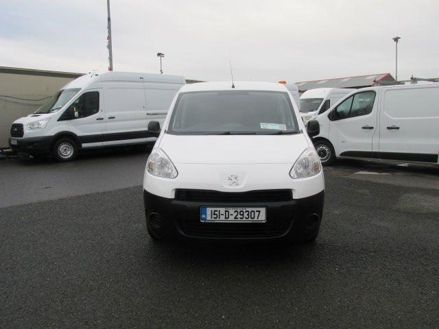 2015 Peugeot Partner HDI S L1 850 (151D29307) Image 8