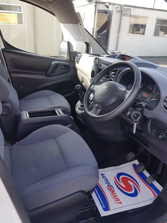 2015 Peugeot Partner HDI S L1 850 (151D29308) Image 6
