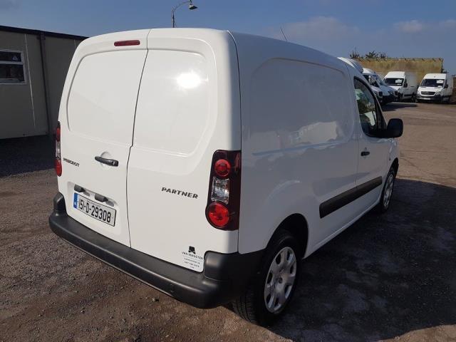 2015 Peugeot Partner HDI S L1 850 (151D29308) Image 8