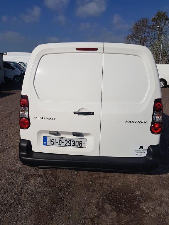 2015 Peugeot Partner HDI S L1 850 (151D29308) Image 9