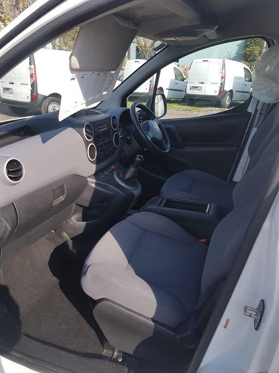 2015 Peugeot Partner HDI S L1 850 (151D29308) Image 14