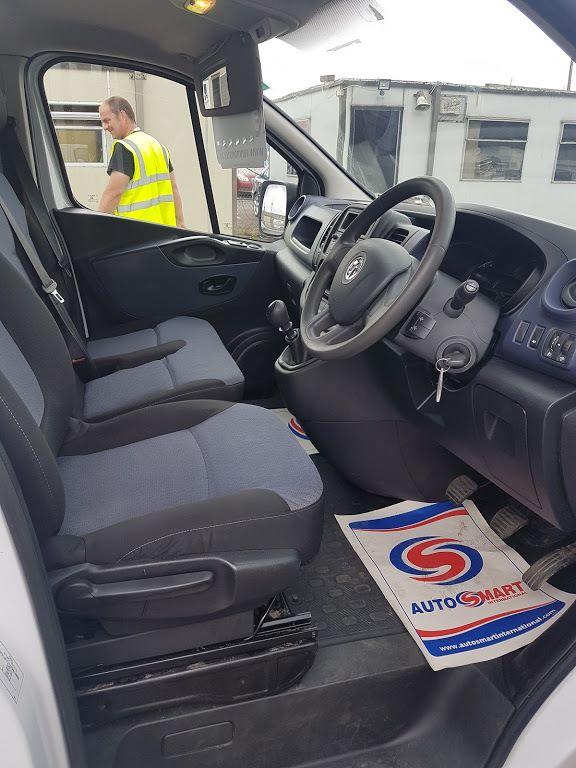 2015 Vauxhall Vivaro 2900 Cdti 5DR (151D29793) Image 7